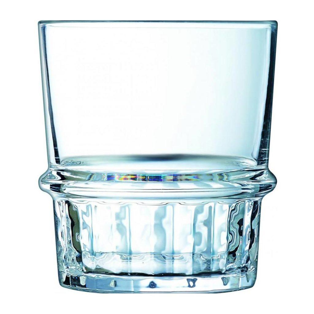 New York whiskeyglas Arcoroc 6-pack 38 cl